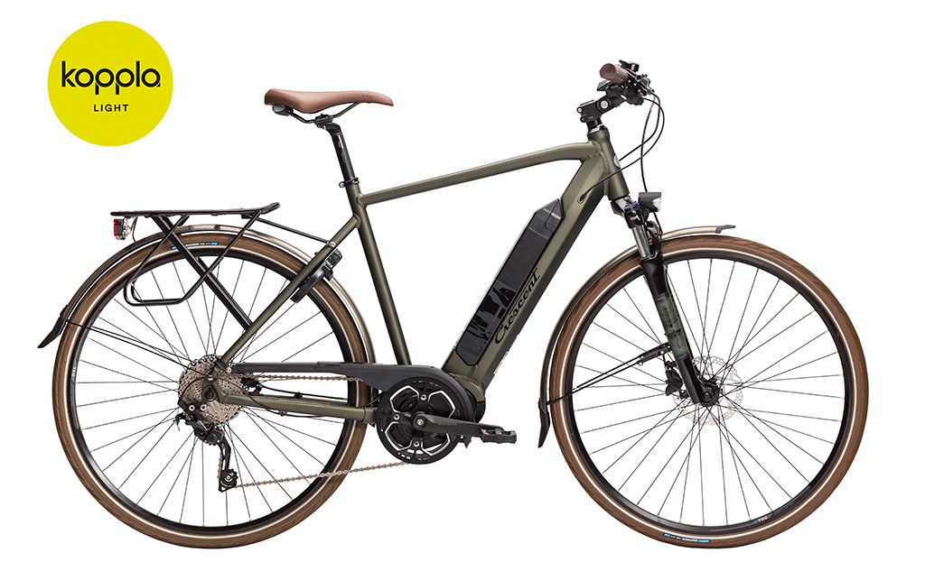 Crescent Maastopyörä